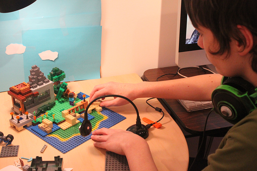 Stop Motion Camp